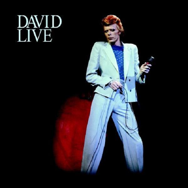 David Bowie David Live