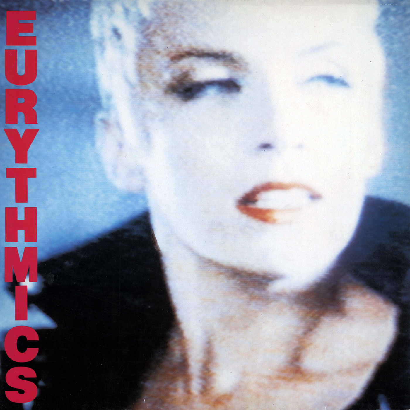 Eurythmics Be Yourself Tonight Vinyl Lover