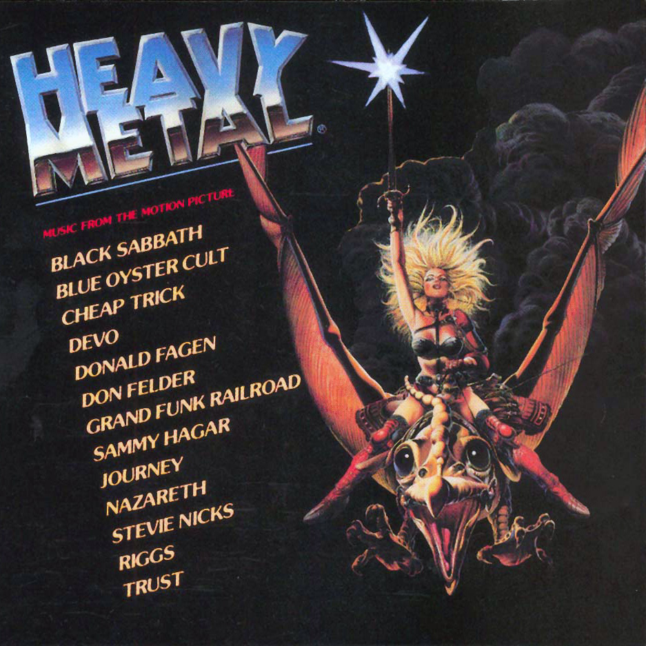 heavy-metal-soundtrack-album