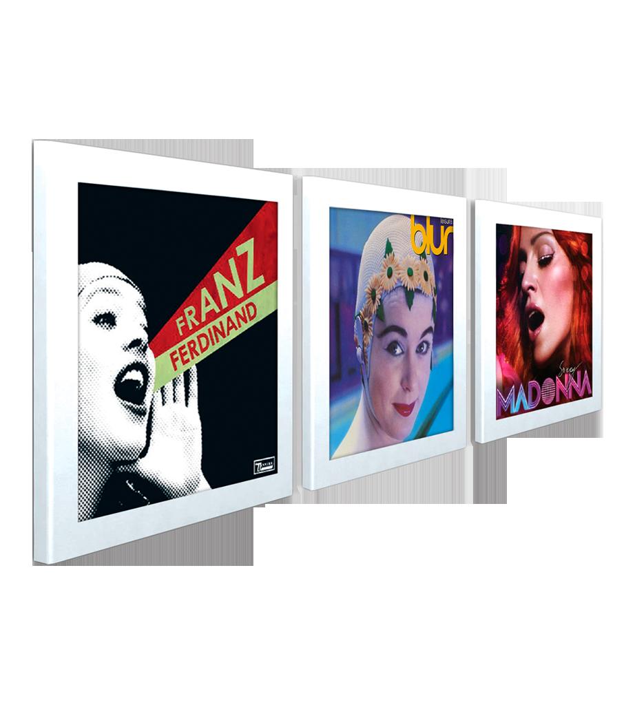 Vinyl Album Art Flip Frames Vinyl Lover