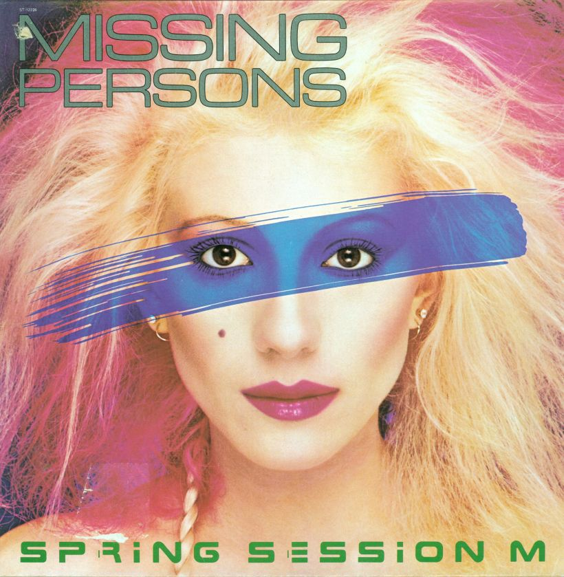 Missing Persons – Missing Person Words