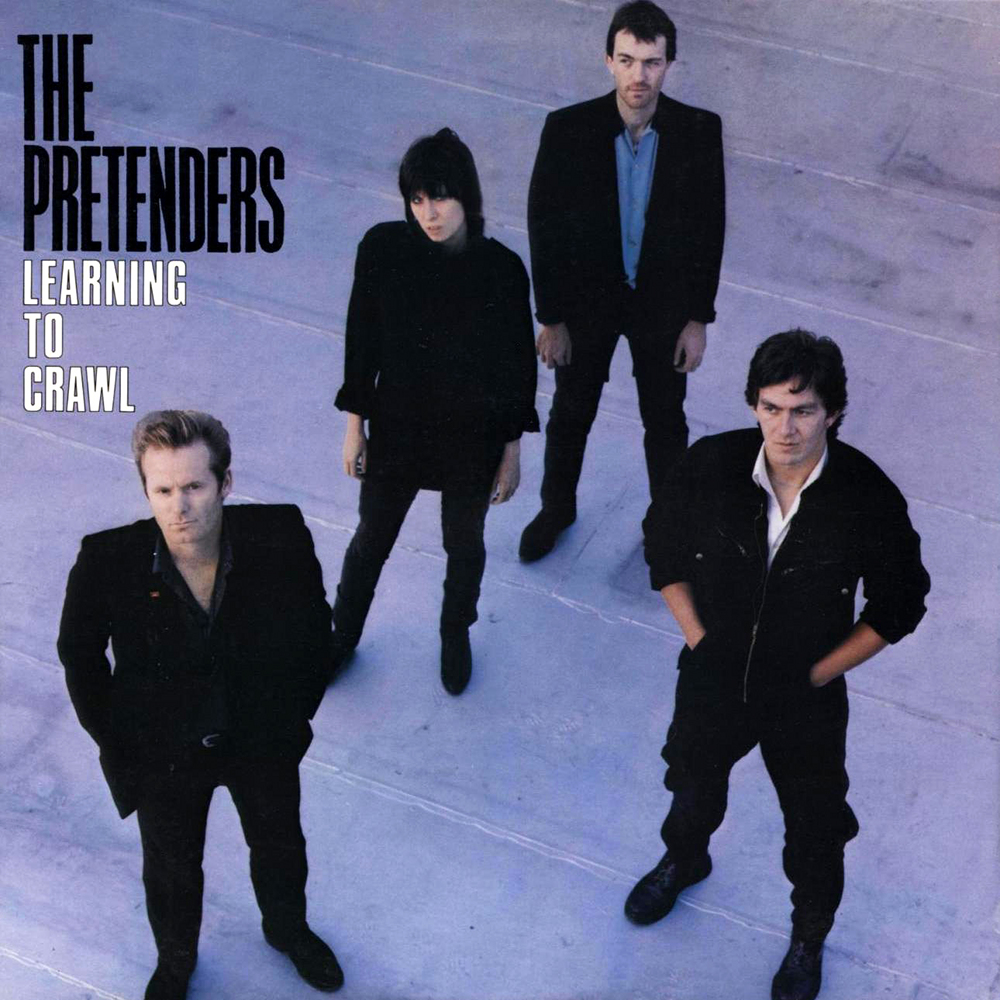 Pretenders Middle Of The Road