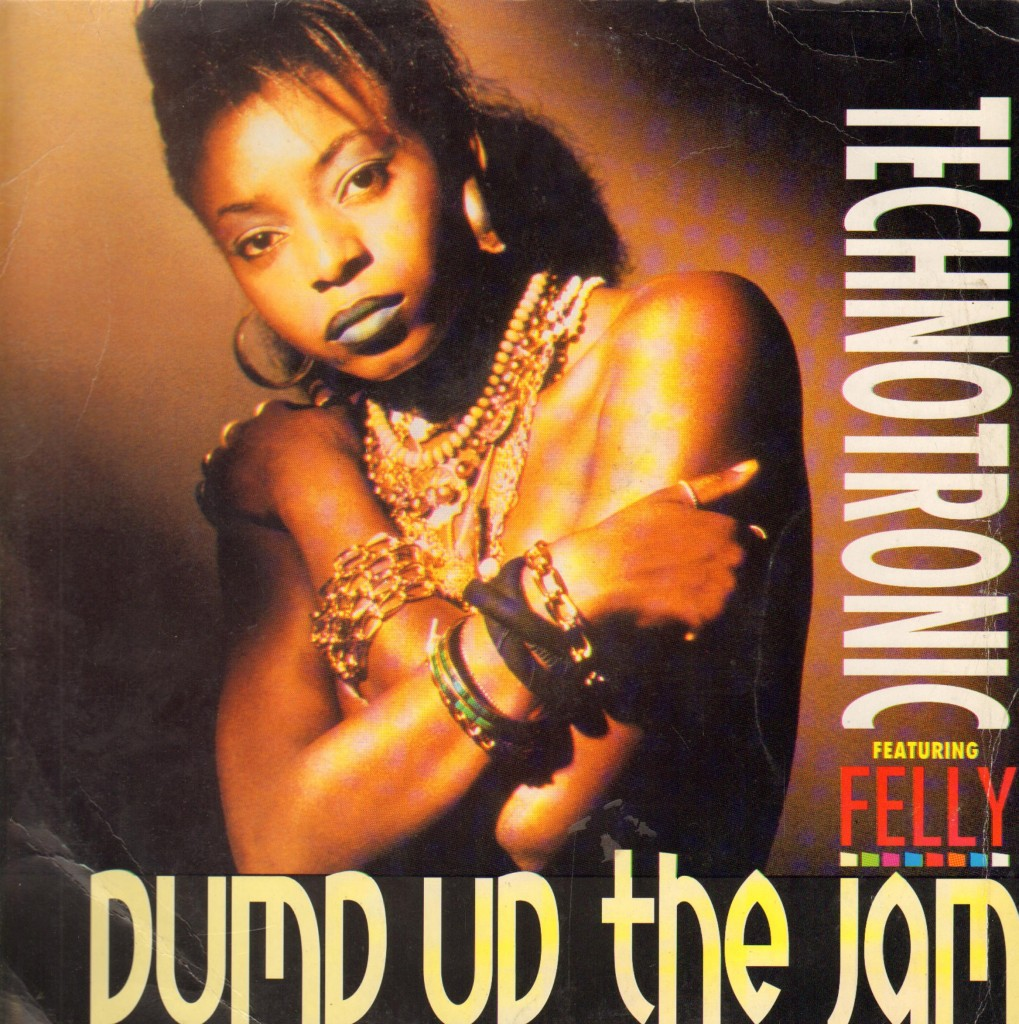 Technotronic Pump Up The Jam Vinyl Lover